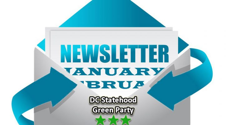 Newsletter For January and Februari 2018